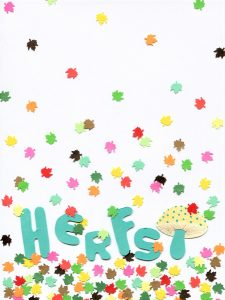 herfst illustratie Miss Friszz